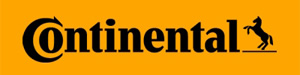 Tyre manufacturer Continental logo