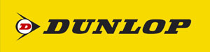Tyre manufacturer Dunlop logo