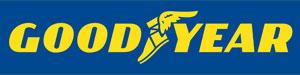 Tyre manufacturer Goodyear logo