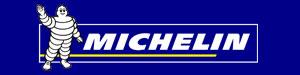 Tyre manufacturer Michelin logo