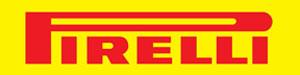 Tyre manufacturer Pirelli logo