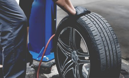 Tyre check and replacements from West Automotive, Westerhope, Newcastle